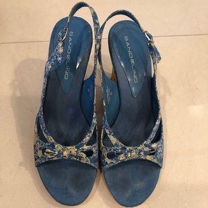 Bandolino slippers/ Espadrilles